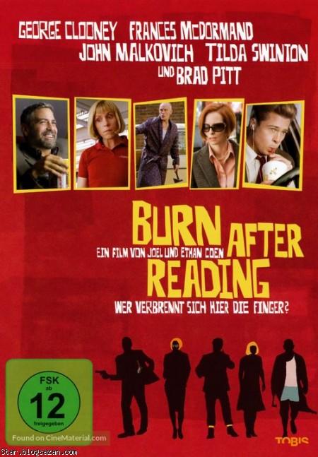 Burn After Reading,جایزه گلدن گلوب