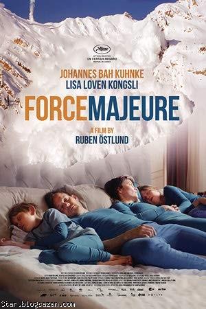 یلم داستان یک خانواده سوئدی است. توماس ، اِبا و فرزندشان تصمیم می گیرند تعطیلاتشان را برای اسکی در کوههای آلپ فرانسه بگذرانند.