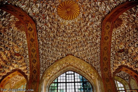 تالار اشرف اصفهان,گردشگری اصفهان