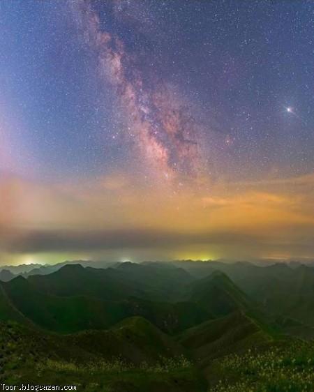 ارتفاعات خالدنبي,استان گلستان,گردشگری گلستان