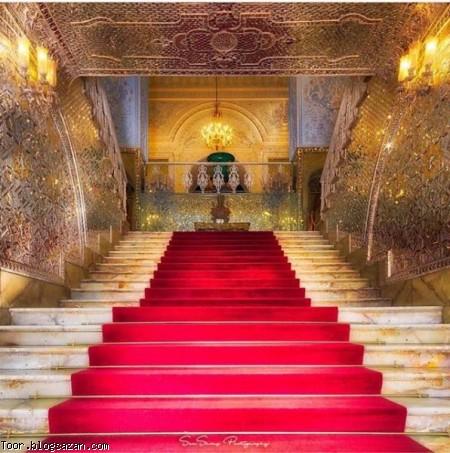 کاخ گلستان,تالار برلین,مجموعه های تاریخی ایران
