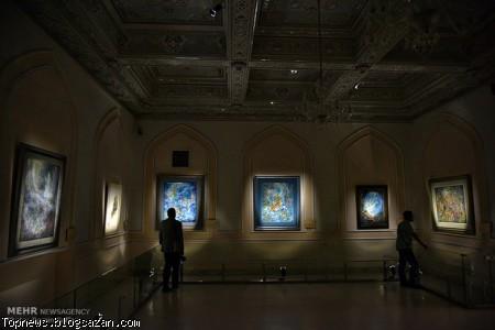 محوطه تاریخی و جهانی شوش,موزه تخت جمشید,کاخ گلستان