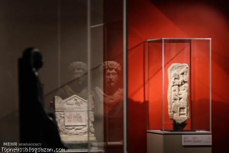 نمایشگاه موزه لوور,وزه لوور,مشهد مقدس