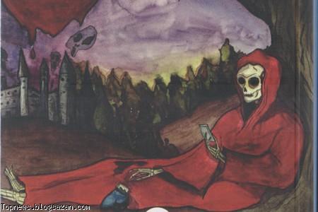 ادگار آلنپو,بالماسکه ی مرگ سرخ,ژانر وحشت