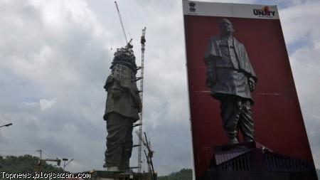 بلندترین مجسمه دنیا,مجسمه اتحاد,رهبر استقلال هند,سردار والابای