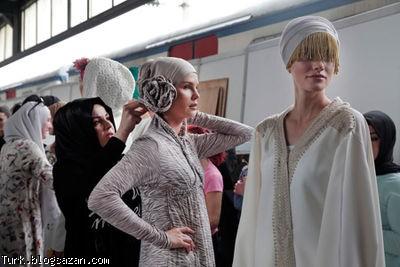 مد اسلامی,صنعت مدلینگ