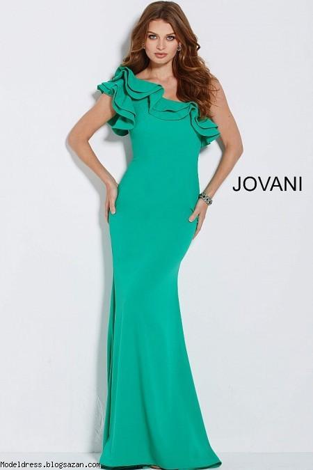 مدل لباس مجلسی 2018 / مدل jovani