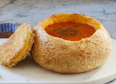 طرز تهیه سوپ پرک با سبزیجات