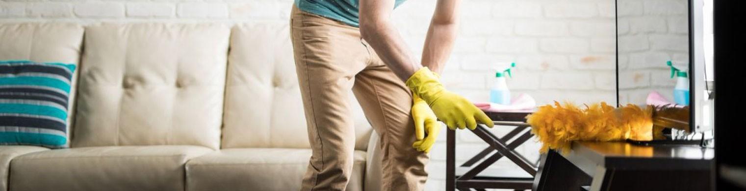 چگونه میتوان گرد و غبار را در خانه کاهش داد؟