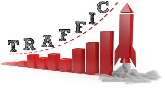 روشهای  قدرتمند افزایش ترافیک وبسایت