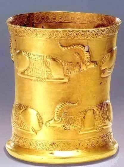 آثار جواهرات باستانی در دوران پس از اسلام