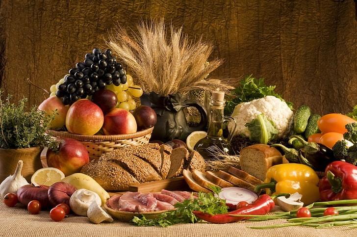 رژیم غذایی سالم و کاهش وزن با کربوهیدرات های سالم