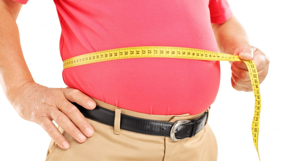 عواملی که باعث چاقی شکمی می شود.