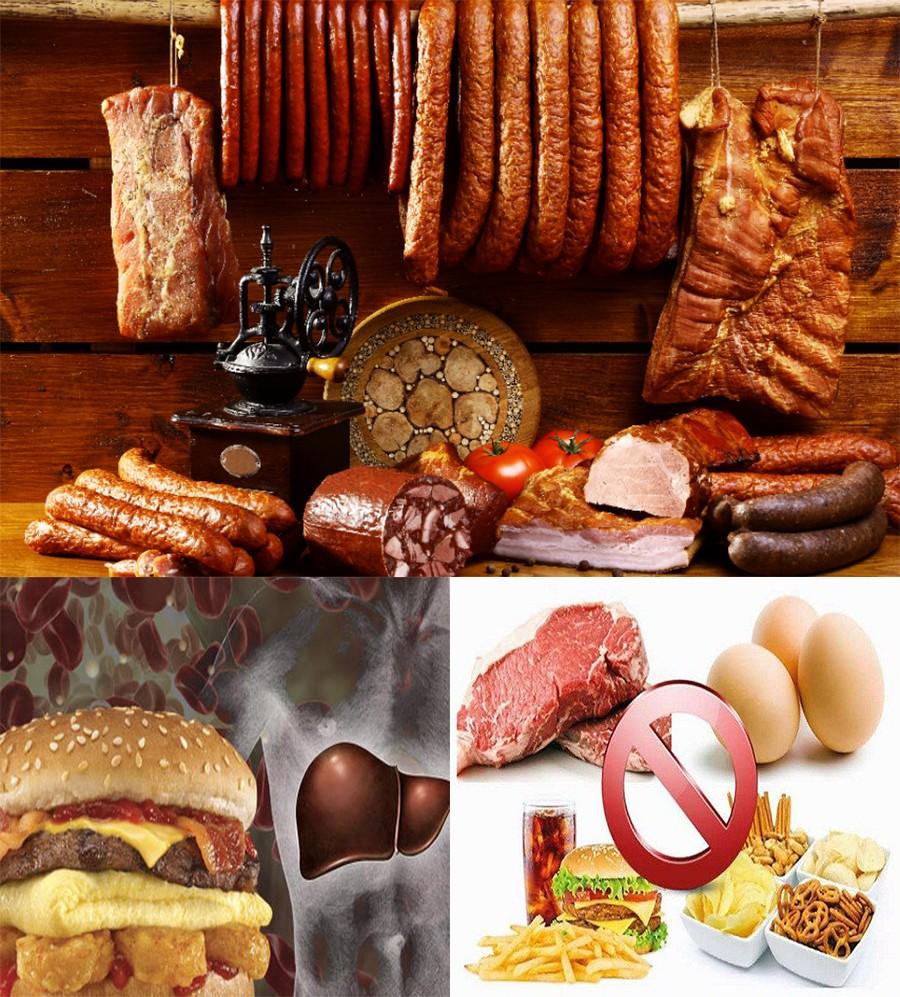 در صورت داشتن کلسترول بالا ، بدترین غذاها برای خوردن کدامند؟