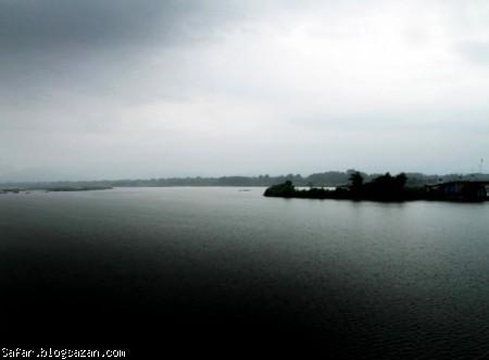 دریاچه سد سنگر رشت [آپدیت شد]