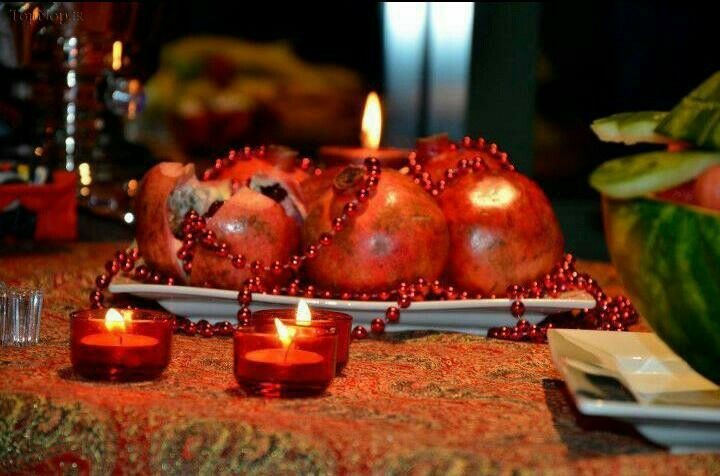 شب یلدا ، جشن طولانی ترین شب