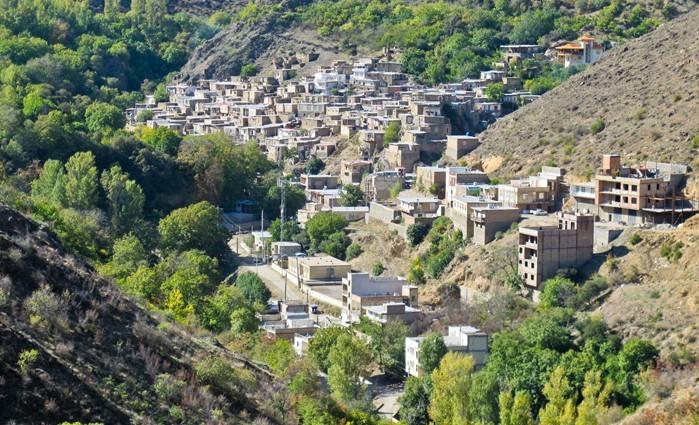 جاذبه های روستای اوشتابین در استان آذربایجان ایران
