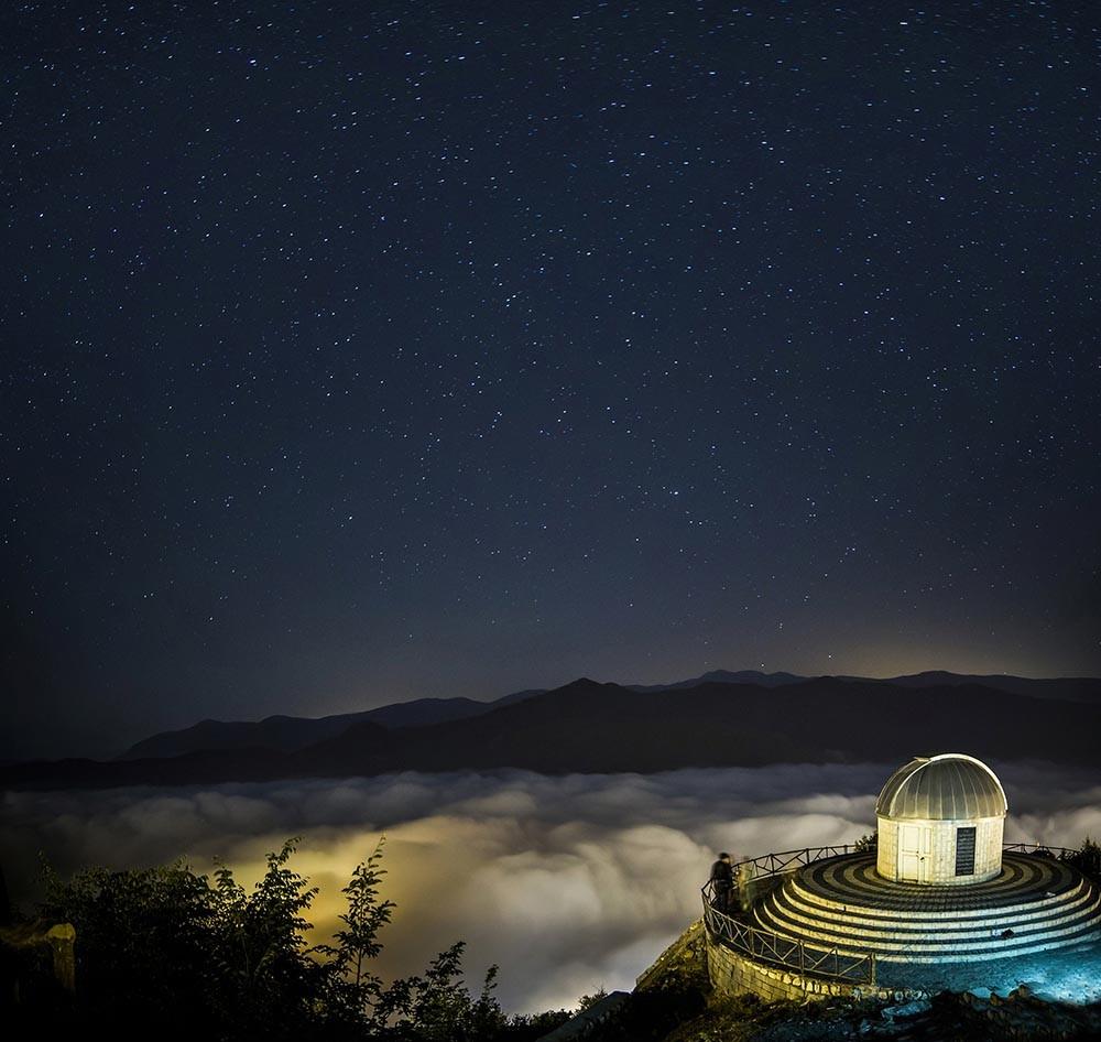 شهرستان سواد کوه در استان مازندران در ایران