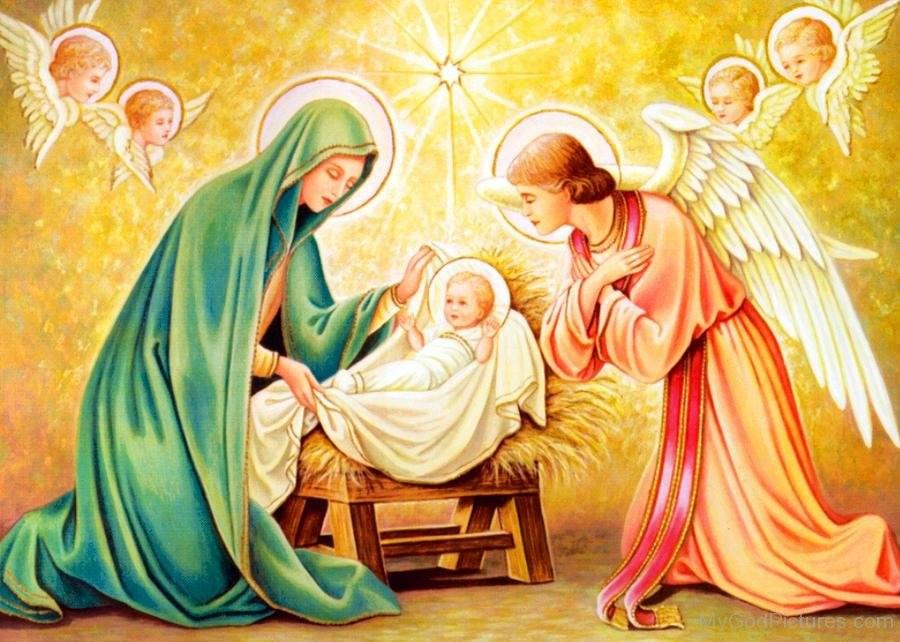میلاد پیام آور صلح و مهربانی«حضرت عیسی مسیح»مبارک باد