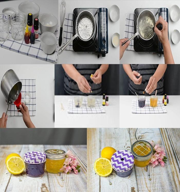 چگونه خوشبو کننده های هوا در خانه تهیه کنیم