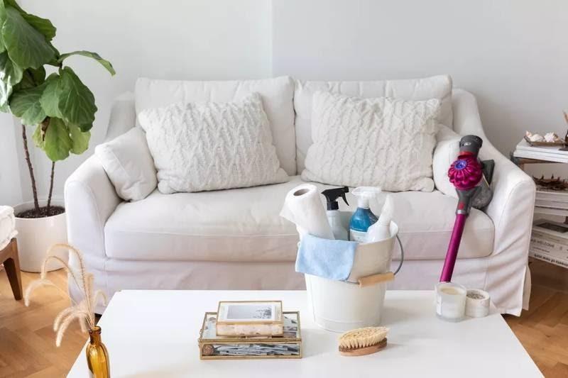 نکاتی در نظافت خانه برای افراد مبتلا به آلرژی
