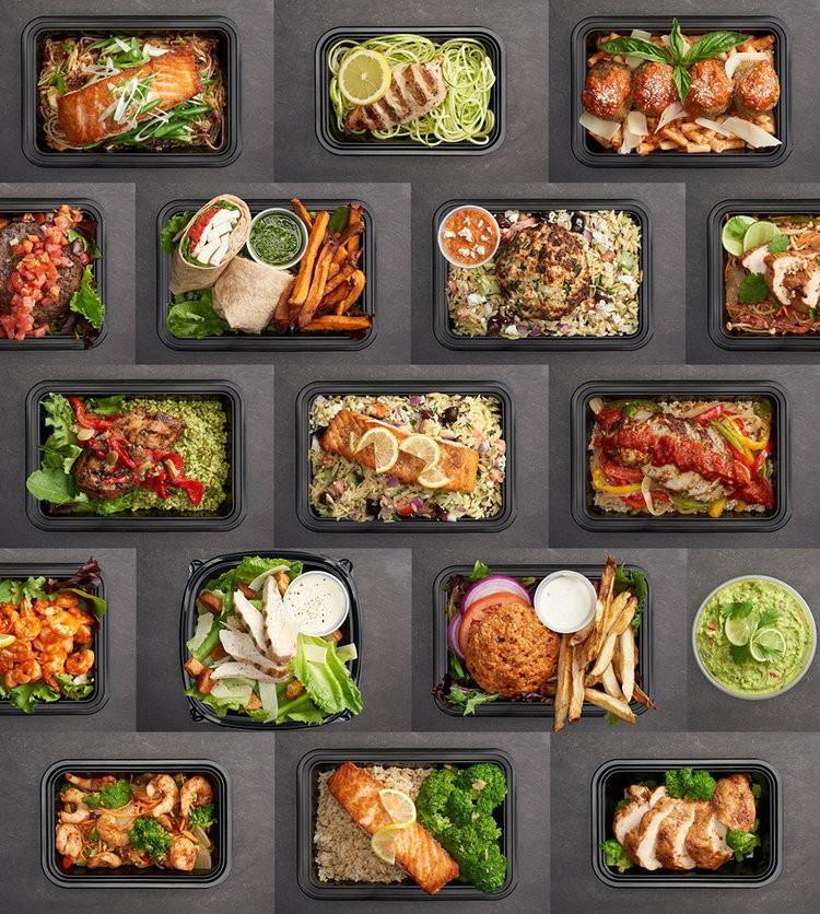 بهترین خدمات تحویل غذای گیاهی سال 2021