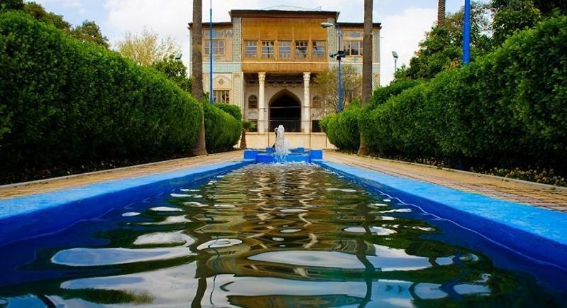 جاذبه گردشگری باغ تاریخی دلگشا