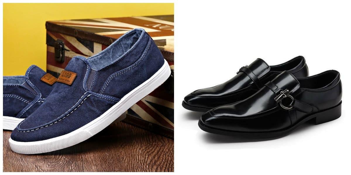 جدیدترین مدل های کفش مردانه سال 2021