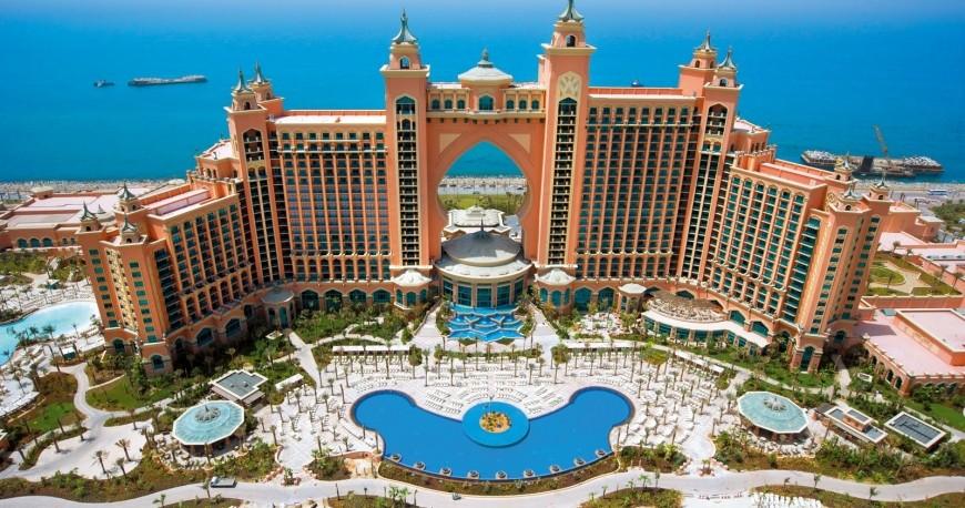 بهترین و لوکس هتل های جهان