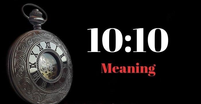 معنی 10:10