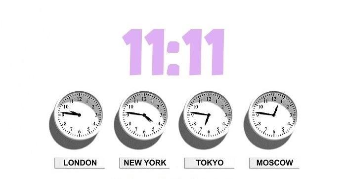 معنی 11:11