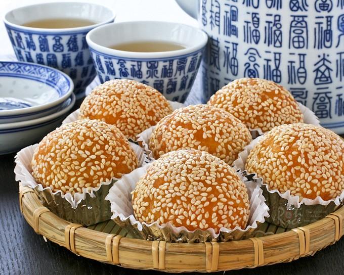 طرز تهیه انواع توپک های برنجی