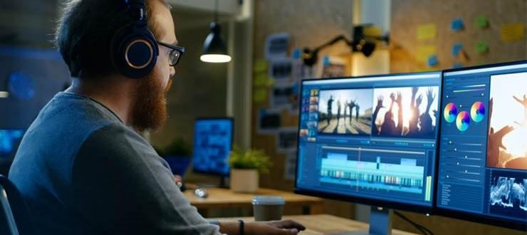 معرفی 15 نرم افزار برتر ادیت فیلم ویندوز و مک