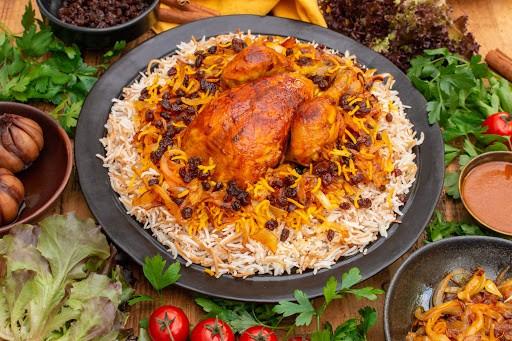 طرز تهیه غذای سنتی و اصیل ایرانی رشته پلو