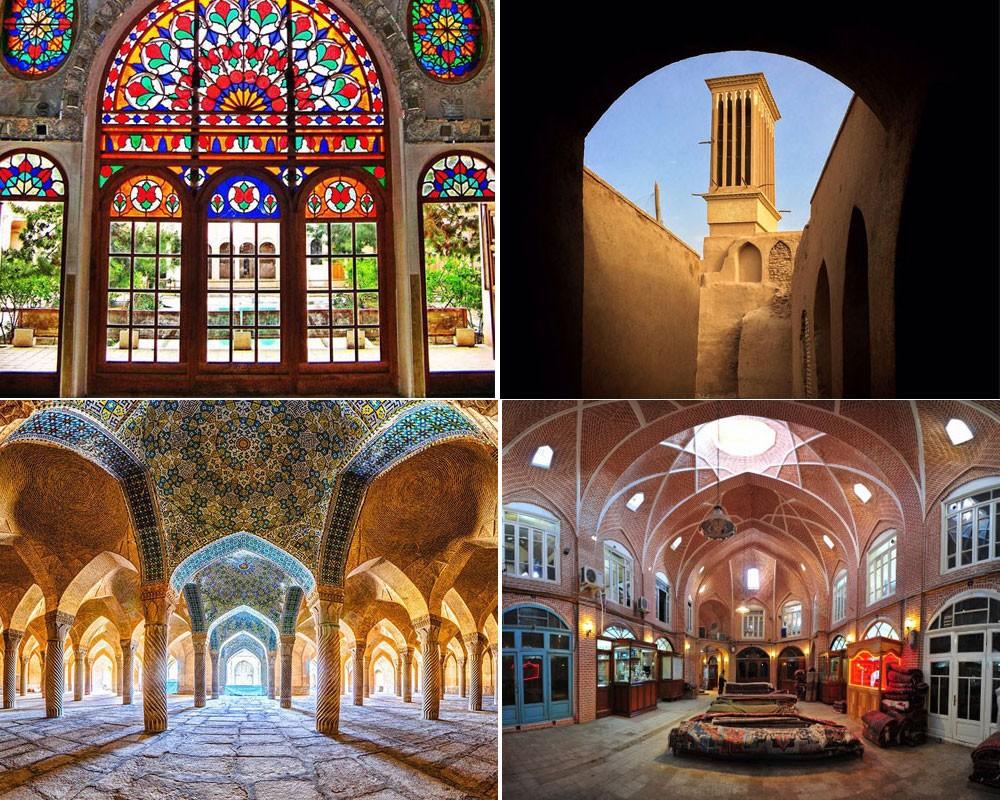 عجیب ترین عجایب طبیعی ایران