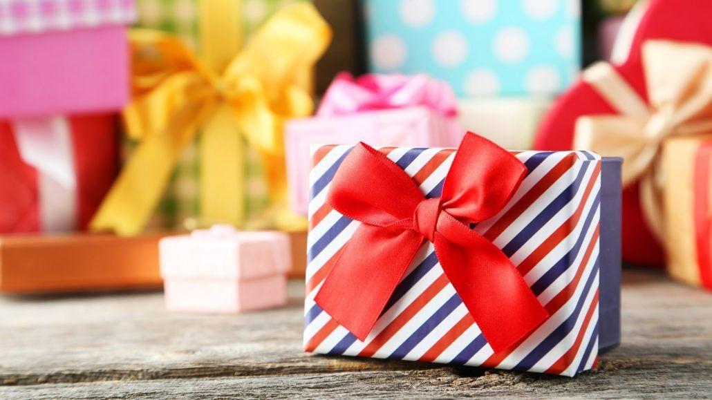 چه چیزهایی می تواند هدیه باشد؟