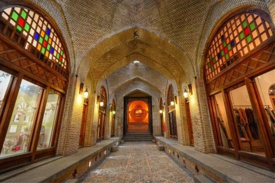 کاروانسرای سعدالسلطنه (استان قزوین ، ایران)