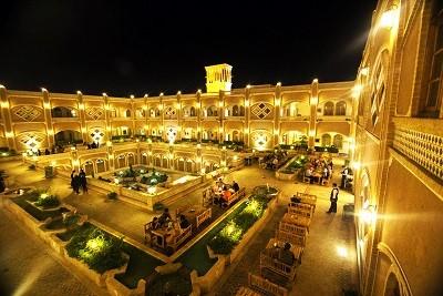 هتل داد یزد در میان سنت و مدرنیته