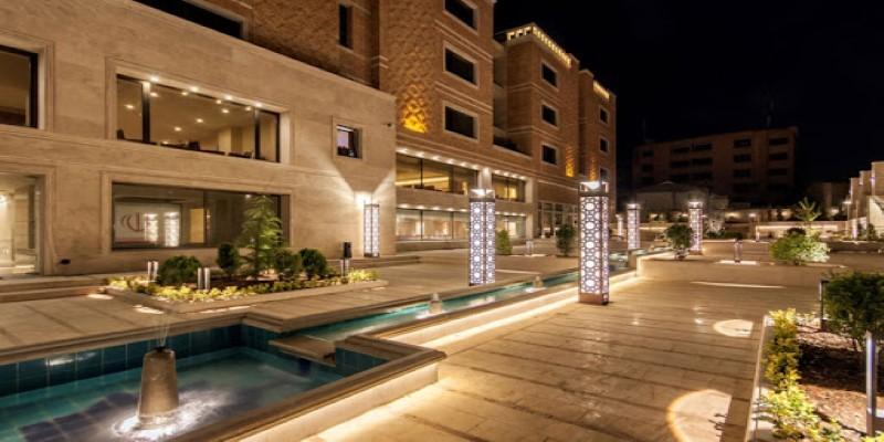 هتل زندیه شیراز، از حافظیه تا سعدیه