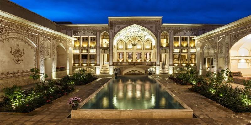 ارزان ترین هتل های کاشان