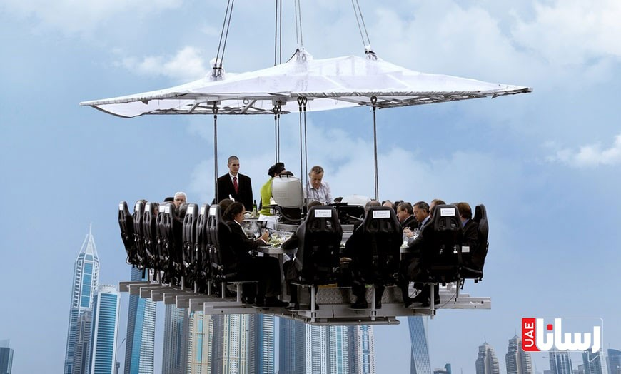 همه چیز دربارهی بهترین رستوران های امارات در سال 2021