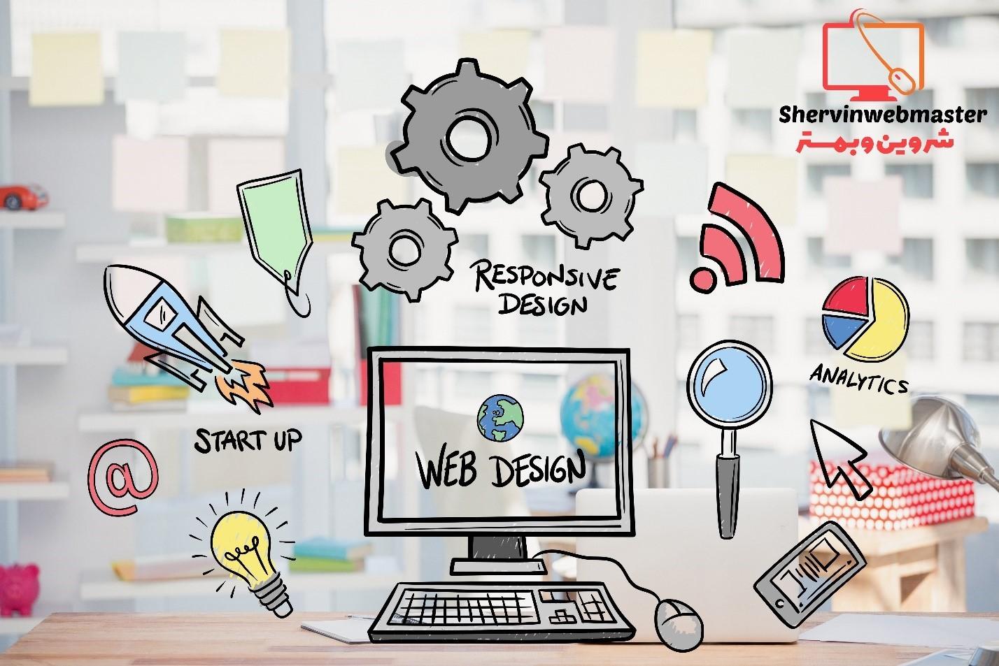 آژانس طراحی سایت،سئو،دیجیتال مارکتینگ شروین وبمستر