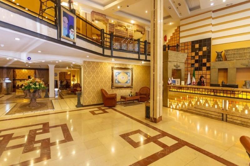 هتل آریوبرزن شیراز