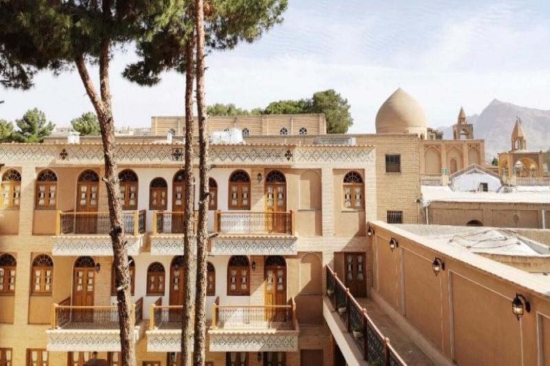 معرفی هتل سنتی آرمنیا اصفهان