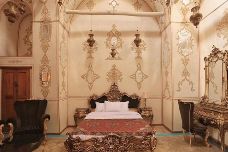 معرفی خانه سنتی کشیش اصفهان
