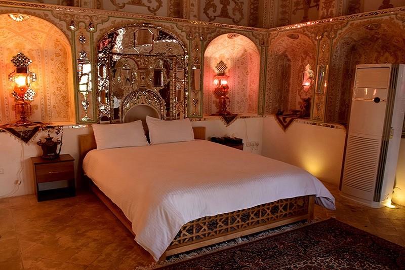 معرفی هتل سنتی اصفهان