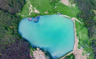 دریاچه بره سر گیلان