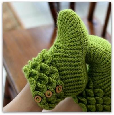 آموزش بافت جوراب