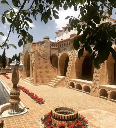 باغ هنرمند شهرستان ماهان