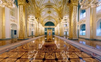 کاخ کرملین روسیه